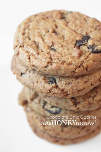 theHONEYhunny Blog - Chocolate Chip Cookies (1)